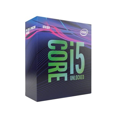 Intel Intel Core i5 i5-9600K Hexa-core (6 Core) 3.7GHz Processor - Retail