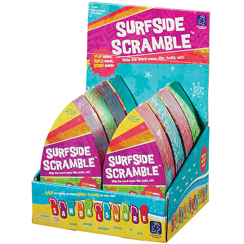 Educational Insights Surfside Scramble Party Pack