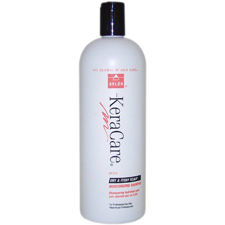 KeraCare Dry & Itchy Scalp Moisturizing Shampoo by Avlon for Unisex, 32 oz