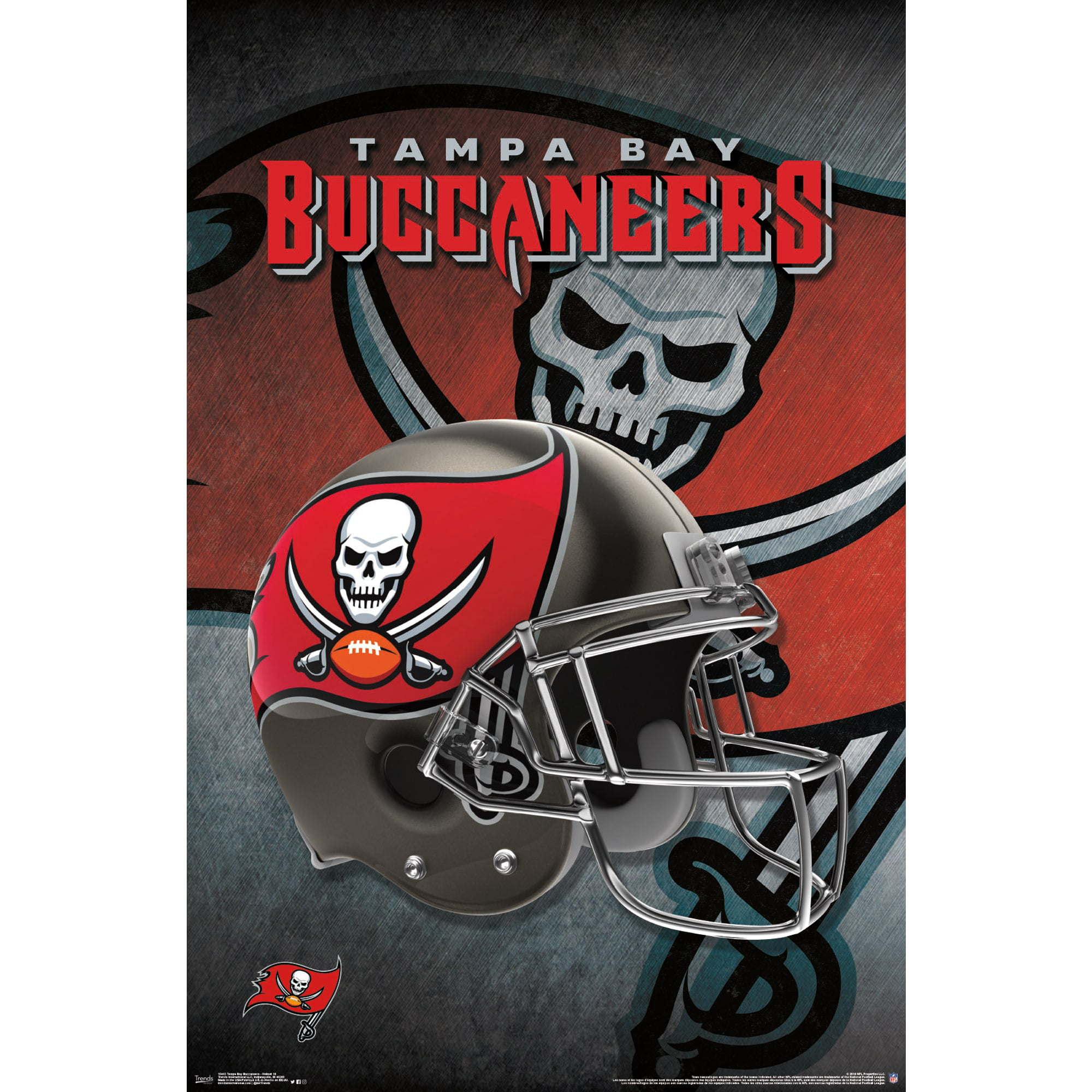 The Best Buccaneers Helmet Logo