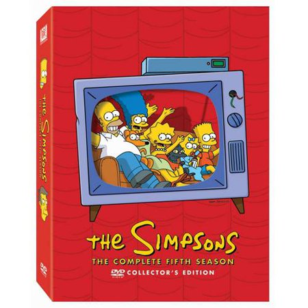 The Simpsons: The Complete Fifth Season - The Simpsons Halloween Special X