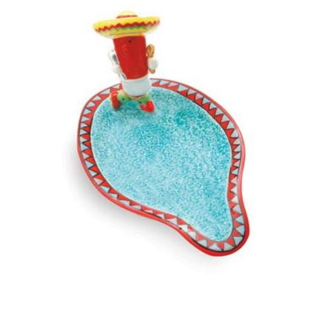 Spicy Hot Chili Pepper Kitchen Spoonrest Trinket Tray