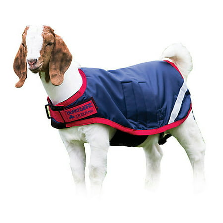 Horseware 100g Goat Coat X-Small Navy/Red Horseware Corrib Jacket