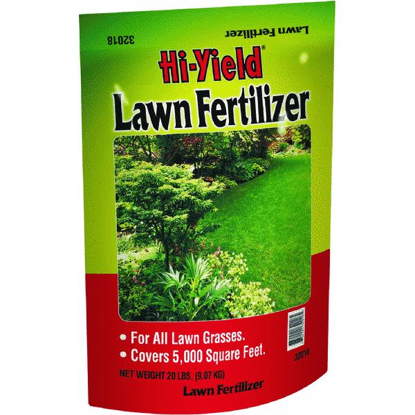 Hi-Yield Lawn Fertilizer