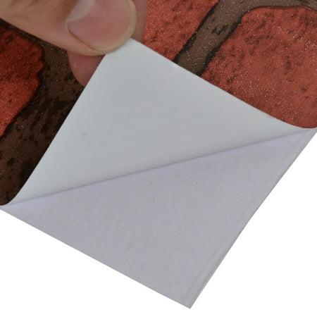 Design rétro PVC ménage fenêtre Film auto-adhésif autocollant Sticker 5M Longueur - image 1 de 3