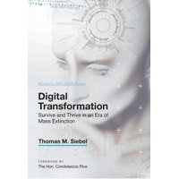 Digital Transformation : Survive and Thrive in an Era of Mass Extinction (Hardcover)