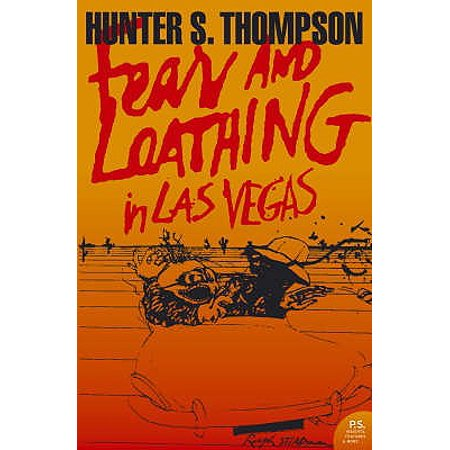 Las Vegas History (Fear and Loathing in Las Vegas a Savage Journey to the Heart of the American Dream. Hunter S.)