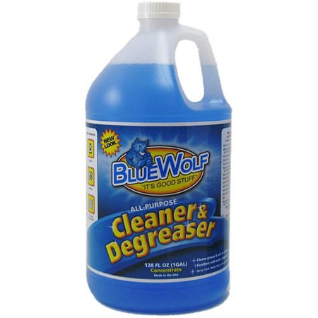 Blue Wolf All Purpose Cleaner Amp Degreaser 128 Fl Oz
