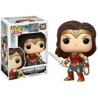 FUNKO POP! MOVIES: DC - JUSTICE LEAGUE - WONDER WOMAN