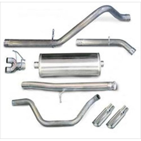 24907 Cat-Back Exhaust System, 2010-2013 - image 1 of 1