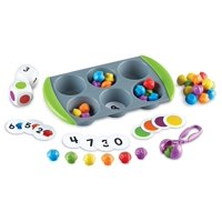 Learning Resources Mini Muffin Match Up, Fine Motor Game