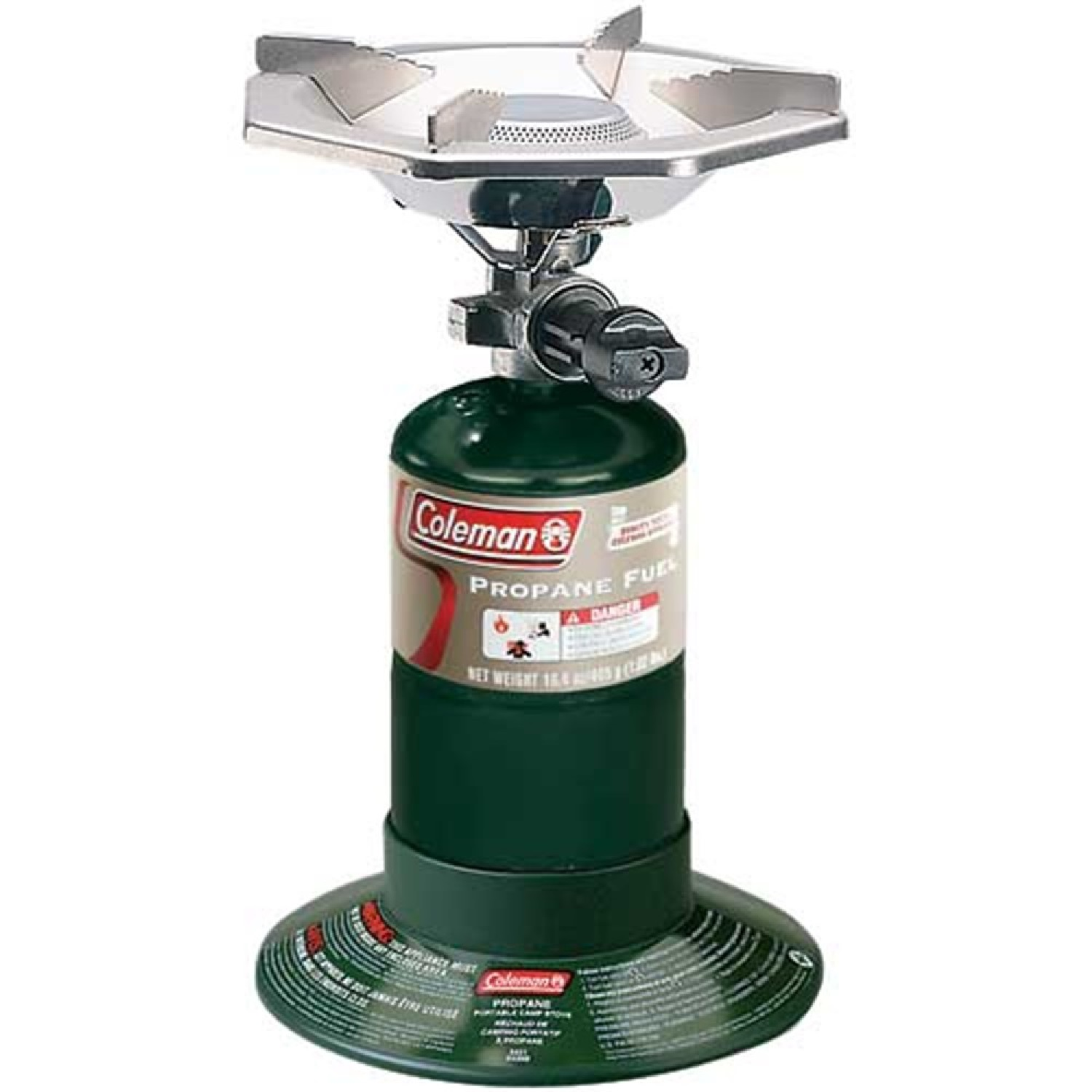 Coleman 10,000 BTU One-Burner Propane Camp Stove