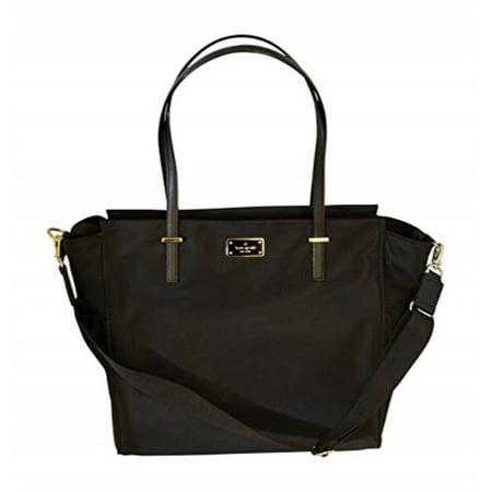 kate spade new york blake avenue kaylie baby bag diaper bag (black) (Katie Spade Diaper Bags)