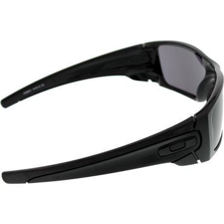 93240b875d8 Oakley Men s Fuel Cell OO9096-01 Black Rectangle Sunglasses