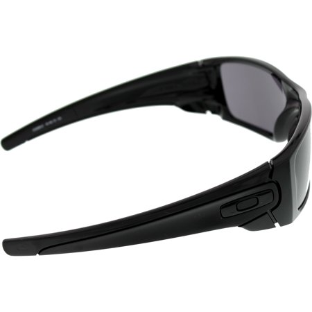 dfb387bb4 Oakley Men's Fuel Cell OO9096-01 Black Rectangle Sunglasses - image 1 ...