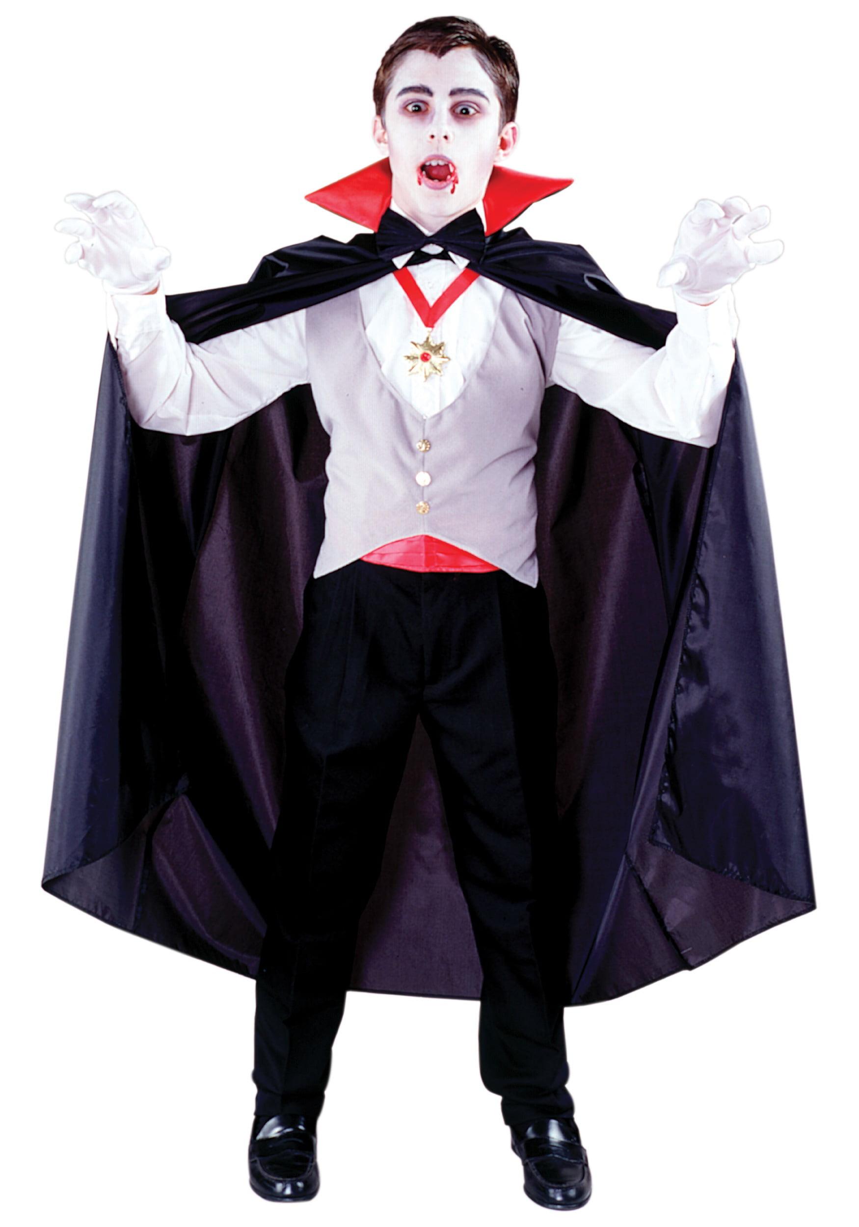 Boys Classic Vampire Costume | Walmart Canada