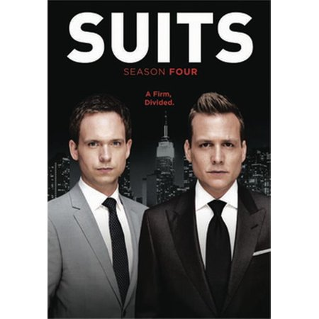 Suits: Season Four (DVD) ()
