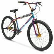 "Hyper Bicycles 26"" Jet Fuel BMX Bike, Adult"