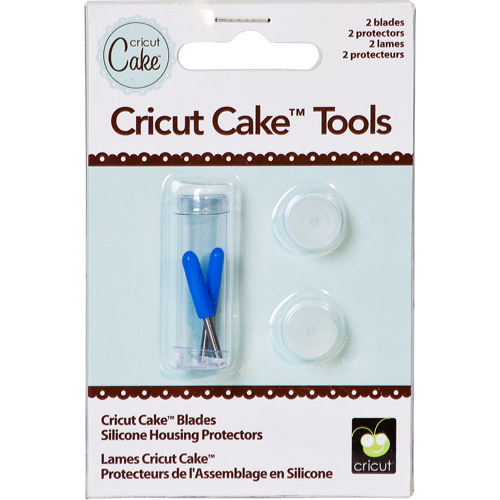 Cricut Cake Replacement Blades (2-Pack)