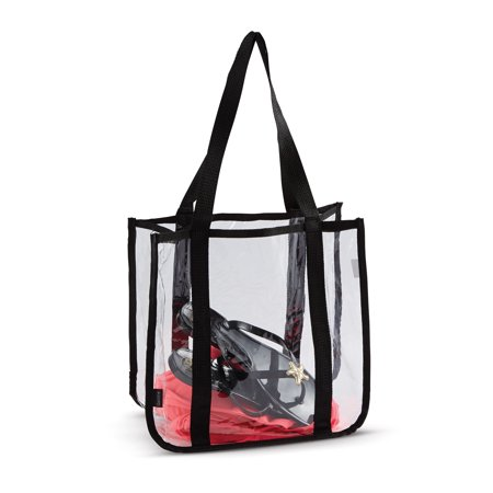 A Product of Gemline Clear Event Tote - CLEAR - OS [Saving and Discount on bulk, Code Christo] - Ting Discount Code