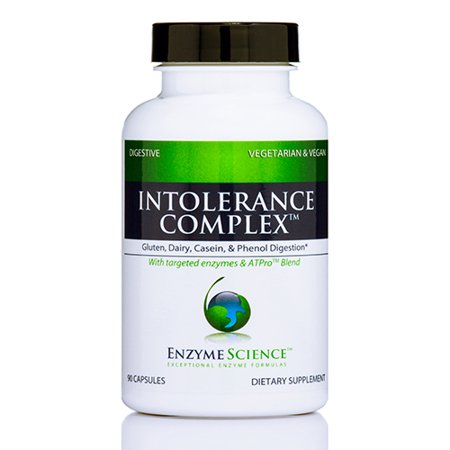 Intolérance complexe - 90 Capsules Enzyme Science