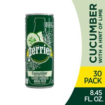 Perrier Flavored