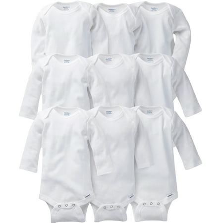 12592c487 Gerber Newborn Baby Onesies Brand