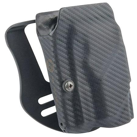Tactical Carbon Fiber (UM Tactical UMH3CL Universal Holster Paddle Attach Left Hand Carbon Fiber)