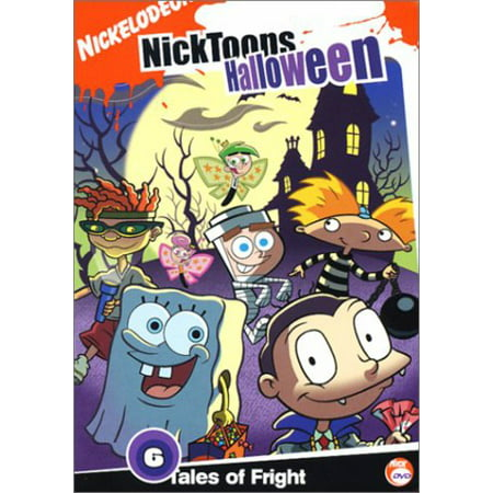 Nicktoons: Halloween (DVD) (Halloween Kenny Powers)