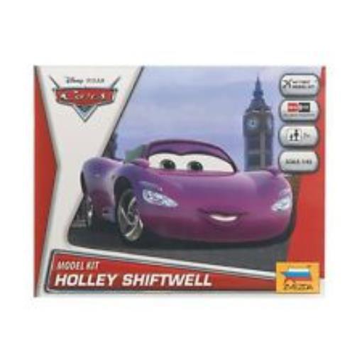 Zvezda Models Holley Shiftwell Disney Cars Model Kit Multi-Colored