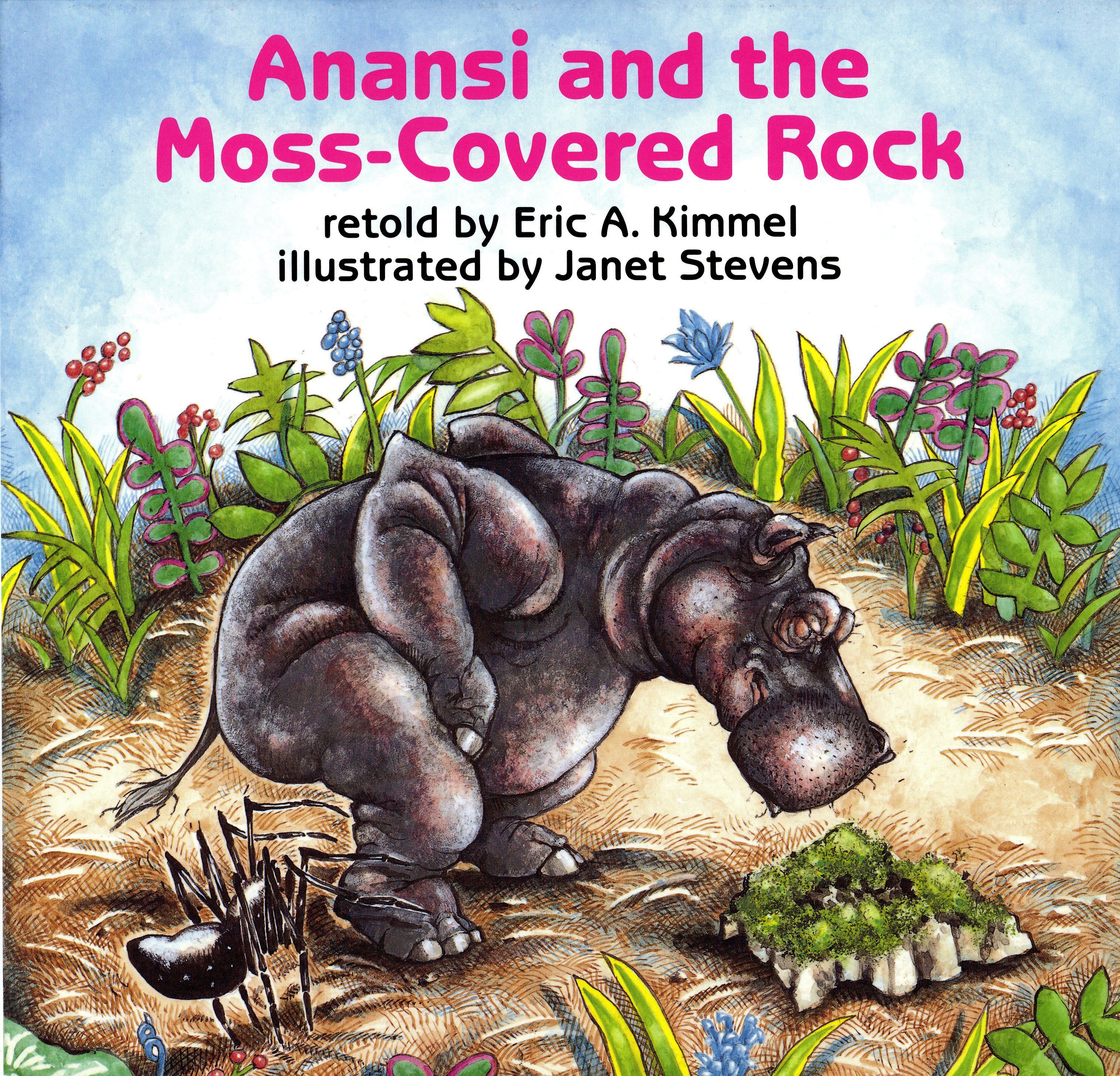 Anansi and the Moss-Covered Rock (Paperback)