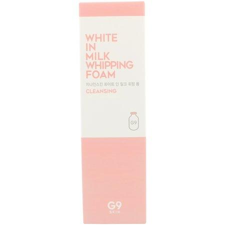G9skin  White In Milk Whipping Foam  120 ml (Foaming Milk)