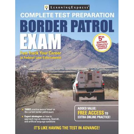 Border Patrol Entrance Exam
