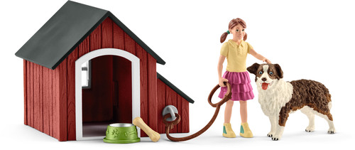 Stable with horses and accessories 42195  Schleich Horse World item /</>/<