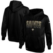 New Orleans Saints New Era Combine Team Pride Pullover Hoodie - Black