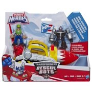 Transformers Rescue Bots Playskool Heroes Tunnel Rescue Drill Toy Playset