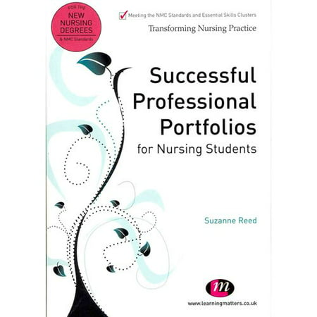 Successful professional portfolios for nursing students for Professional portfolio nursing template
