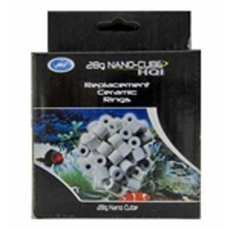 JBJ 28 Gallon Nano Cube Replacement Ceramic Rings (Nano Cube Replacement)
