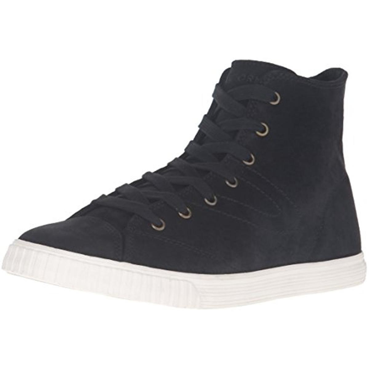 Tretorn Womens Matchhi3 Suede Hi-Top Fashion Sneakers by Tretorn