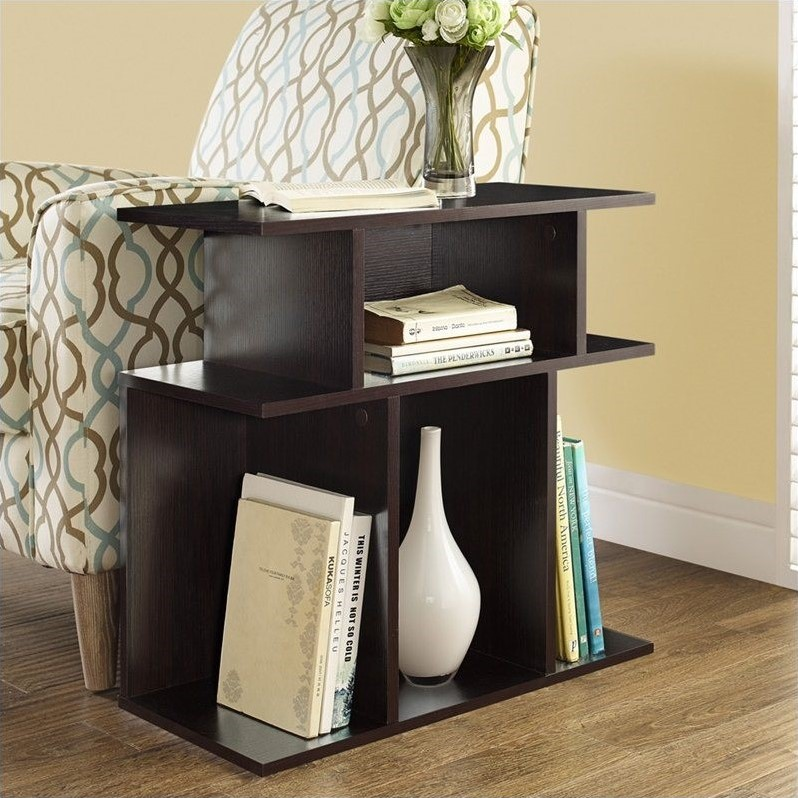 "Monarch Accent Table 24""H   Dark Taupe by Monarch Specialties"