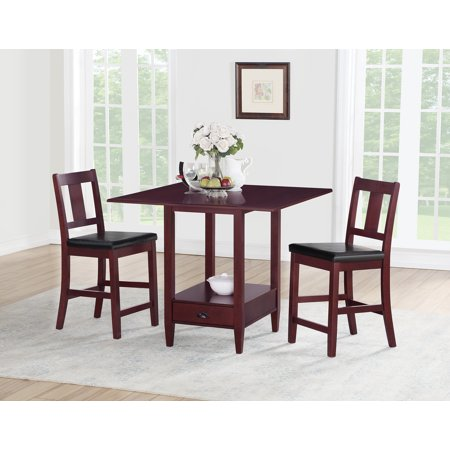 Better Homes & Gardens Patterson Counter Height Dining Set Only $72.85