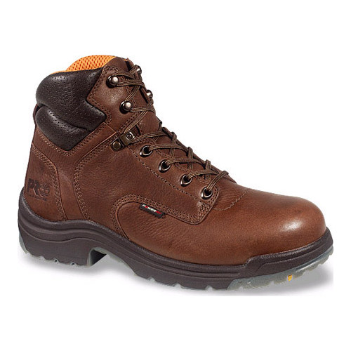 "Men's Timberland PRO TiTAN 6"" Safety Toe Workboot"