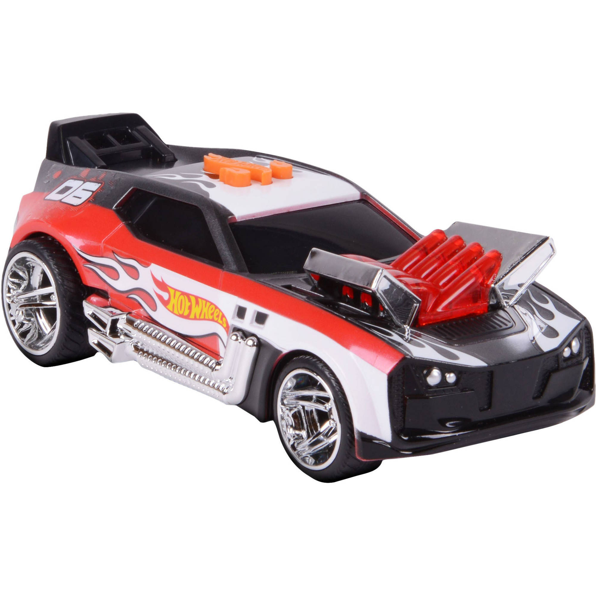 Hot Wheels Flash Drifters Lights and Sounds Twinduction by Toy State International Limited