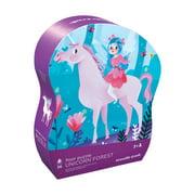 Unicorn Forest Floor Puzzle: 36 Pcs