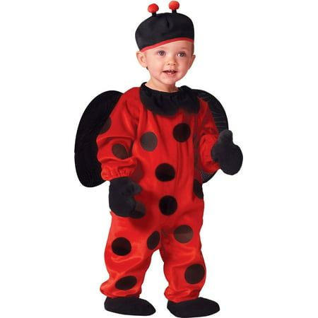 Halloween Costume 303.Ladybug Lady Bug Infant Baby Halloween Costume 6 12m