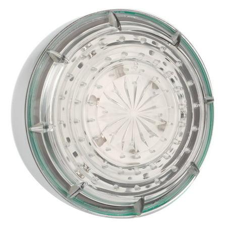 Durable LED Light Shower Heads 7 Colors Changing Faucet Bathroom Showerhead - image 6 de 7
