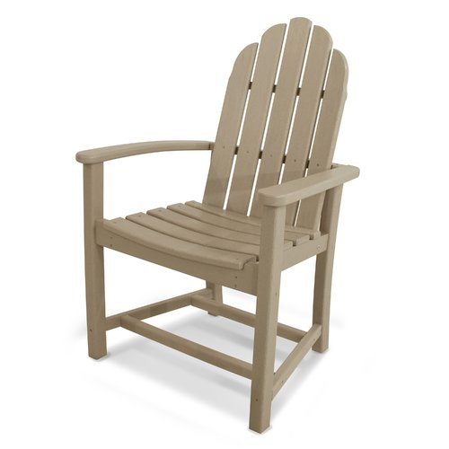 POLYWOOD Adirondack Patio Dining Chair