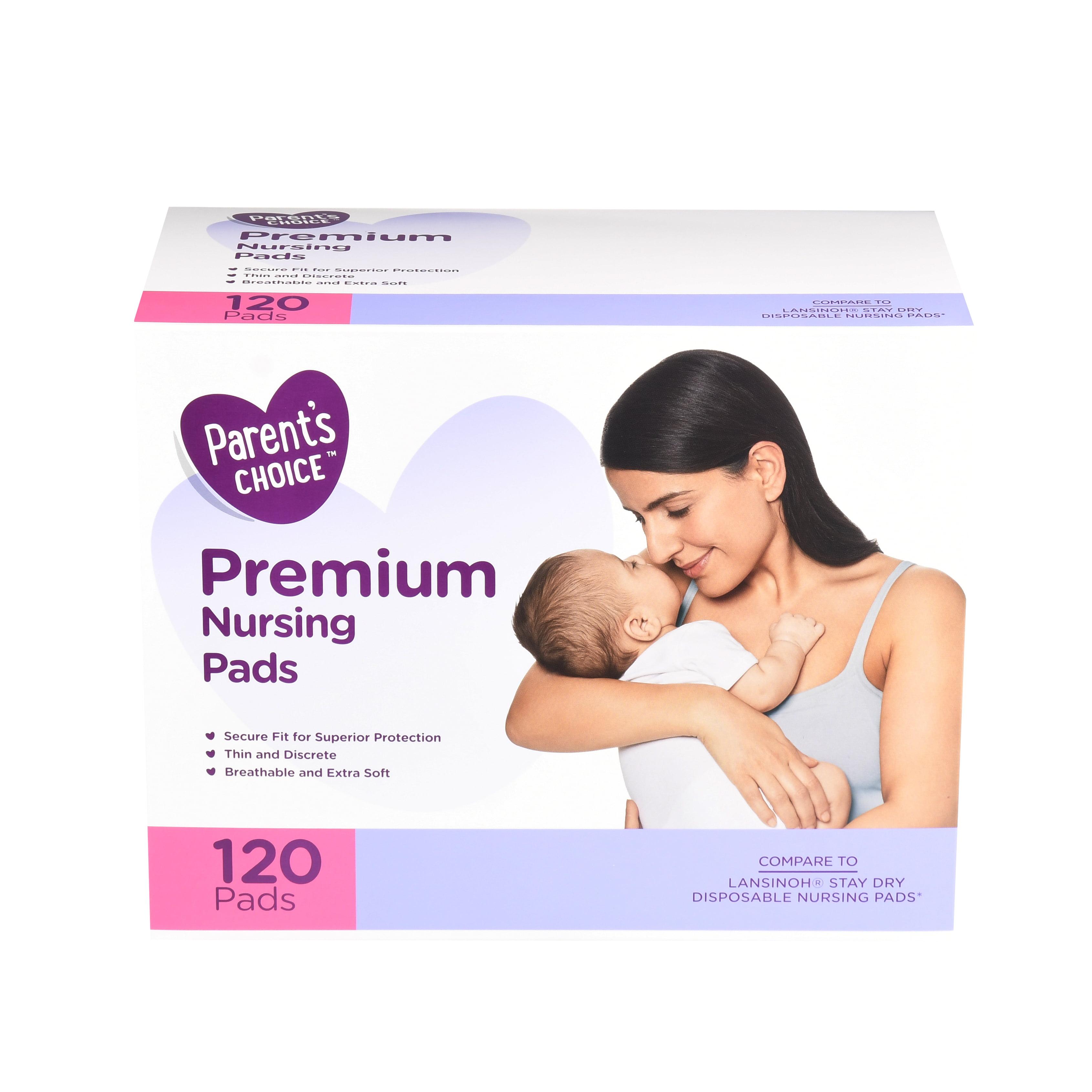 Parent's Choice Disposable Nursing Pads, 120 ct
