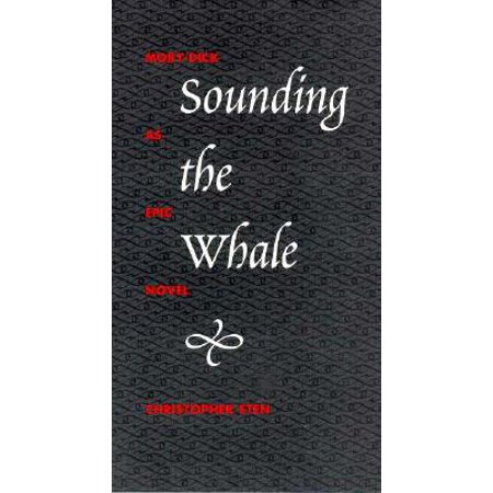 Sounding The Whale Moby Dick As Epic Novel Walmart Com