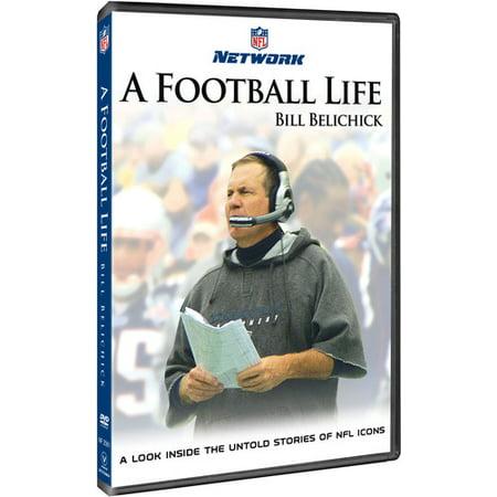 A Football Life: Bill Belichick (DVD) - Bill Belichick Tom Brady Halloween